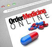 Order Medicine Online - Web Screen