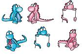dragon mascot,