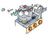 boiling pan,