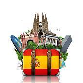 Spain, landmarks