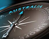 Travel destination - Australia