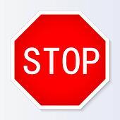 Stop signillustration