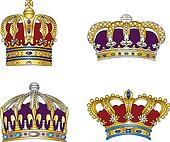 Royal Crown Assortment