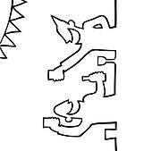 Two people partying with drinks