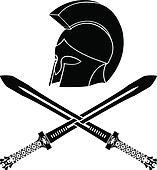 fantasy barbarian helmet