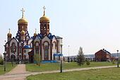 Temple of St. Seraphim Sarovskogo