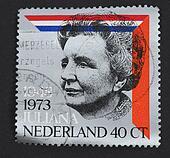 Queen Juliana of the Netherlands