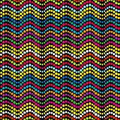 Dotted colored background
