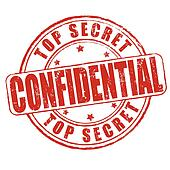 Confidential Stamp Clip Art - Royalty Free - GoGraph