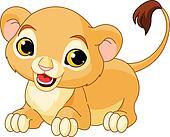 Raring  Lion Cub