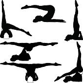 Yoga - salamba sarvangasan