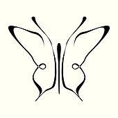 K Butterfly Tattoo Butterfly tattoo -