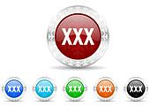 xxx icon christmas set