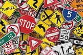 American Traffic Signs