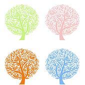 Art trees