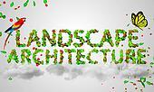 Landscape Architecture leaves