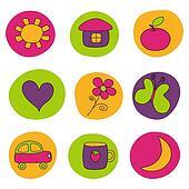 Design elements for babies