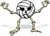 Monster Volleyball