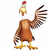 rooster toon