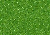 four-leaf clover background