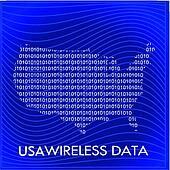 USA wireless map