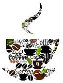 Original coffee cup design
