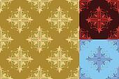 seamless a pattern