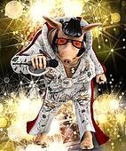 singer toon pig