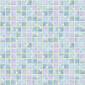 Pearly Blue Opal Mosaic seamless