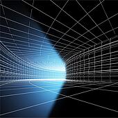 Light in tunnel2