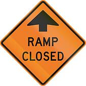 Ramp Closed in Canada