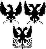 eagle crest design