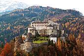 Burg Hohen Werfen, Salzburg, Austria