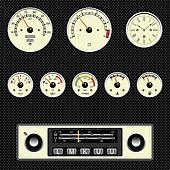 car gauges