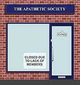 Apathetic Society