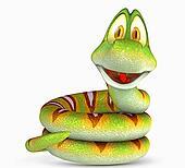 toon snake