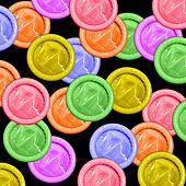 color condoms