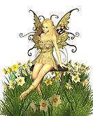 Daffodil Fairy - 1