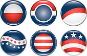 Campaign Buttons Blank
