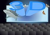 3D - Cinema