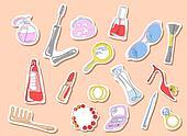 beauty stickers
