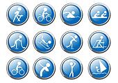 vector-sport-icon-set