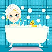 Soothing Bubble Bath