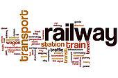 Railway word cloud