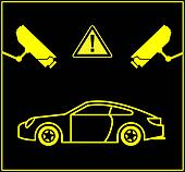 Video Surveillance for Cars
