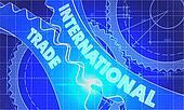 International Trade on Blueprint of Cogs.