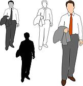 Business Man Style Set 12