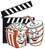 Cinema mascots