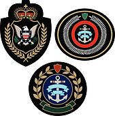 badge adventure set