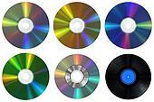 CDs & Record